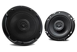 "Kenwood KFC-1696PS 6.5"" 2-Way Round Car Speakers - Pair"