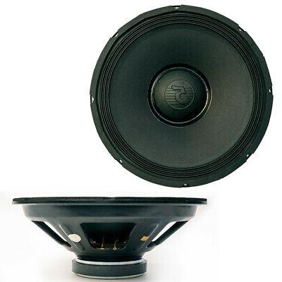 15 replacement dj sub woofer loud speaker
