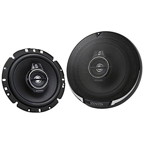 "2) New Kenwood KFC-1795PS 6.75"" 330 Watt 3-Way Car Audio Coa"