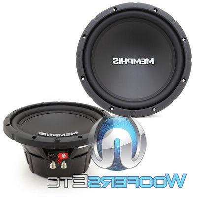 SUBS 400W SINGLE CAR SUBWOOFERS SPEAKERS NEW
