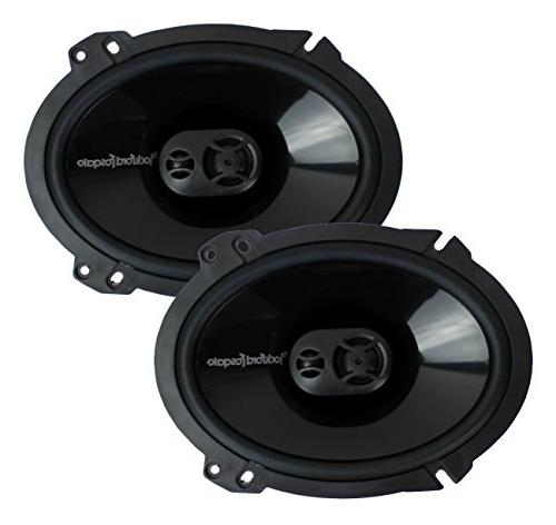 4) New Fosgate Speakers Audio