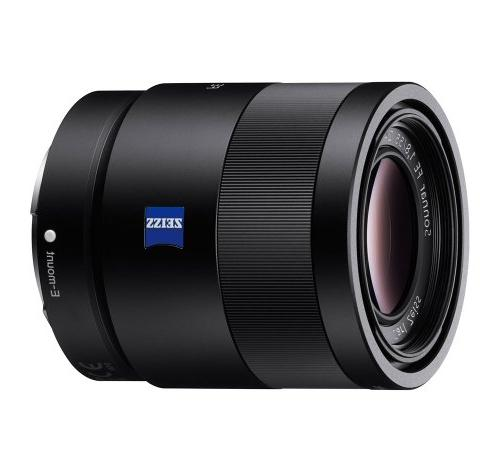 Sony 55mm F1.8 Sonnar T FE ZA Full Frame Prime Lens - Fixed