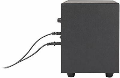 AmazonBasics AC-2.1A 2.1 Speakers with
