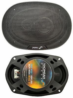 Harmony Stereo Rhythm Replacement 450W Speakers