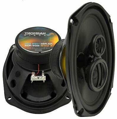 Harmony Stereo Series Replacement 450W Speakers