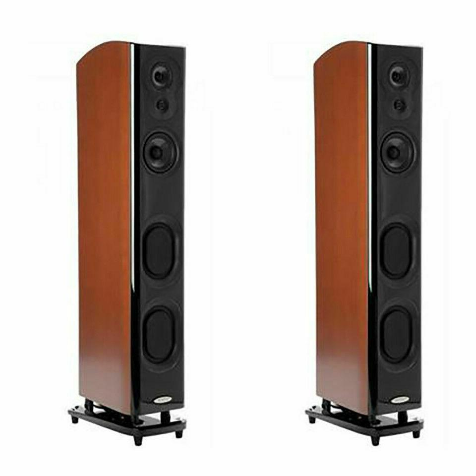 audio lsim705 47 floorstanding tower speaker pair