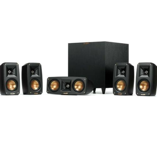 black reference theater pack 5 1 surround