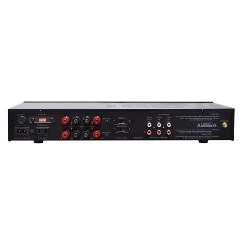 BLUETOOTH 2 CH HOME STEREO SPEAKER AMP AMPLIFIER