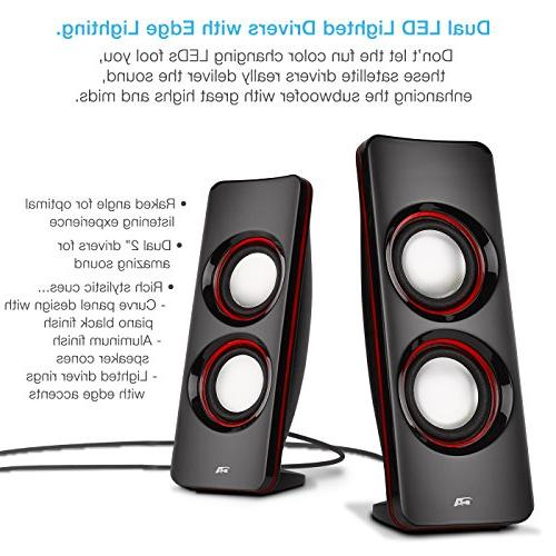 Cyber Bluetooth with The Party, Multimedia Speaker
