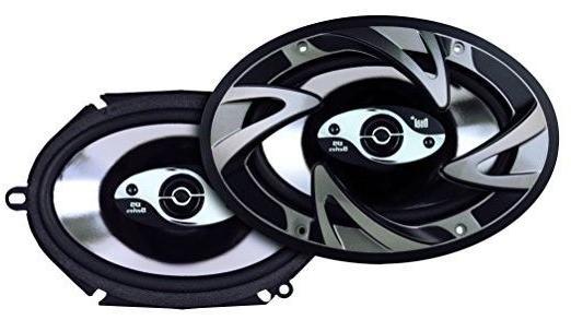 BRAND NEW Dual Electronics DS573 Car Speakers NEVER OPEN