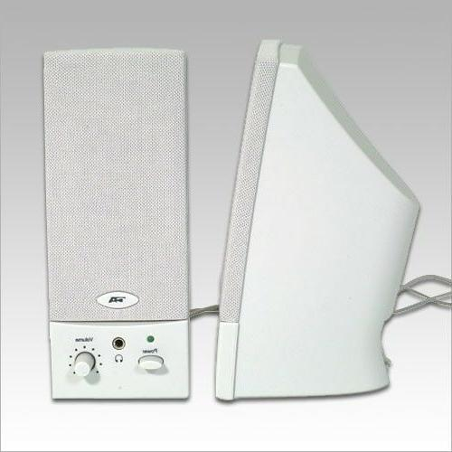 Cyber Acoustics CA-5W Piece Speakers with