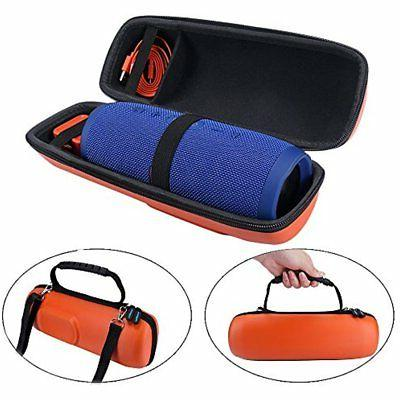 Case Hardware & Latches Carrying For JBL Charge3 PU Protecti