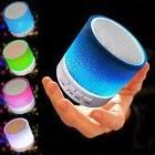 Cheap LED Lamp Rechargeable Wireless Bluetooth Speaker Music