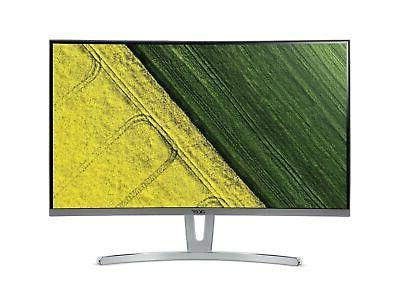 "Acer ED273 wmidx 27"" Full HD  Curved 1800R VA Monitor with A"