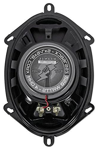 Hifonics Speaker Replacement for 1999-2002 Lincoln Navigator