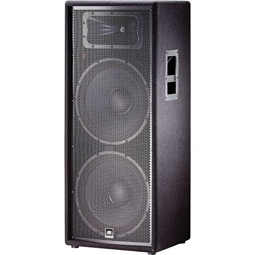 JBL Passive Two-Way JRX218S Complete system