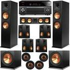 Klipsch DOLBY ATMOS HOME THEATER SYSTEM 11.2 CHANNEL YAMAHA