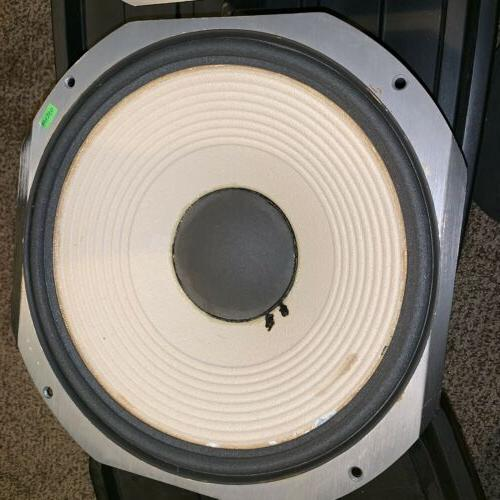 JBL LE14A WOOFER PAIR Refoamed