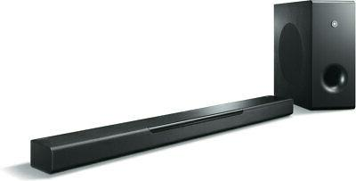 musiccast bar 400 sound bar with wireless