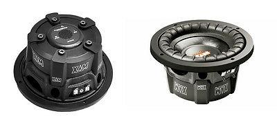 new 2 6 5 subwoofer speakers 4ohm