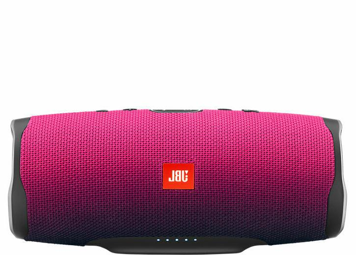 new charge 4 portable bluetooth speaker magenta