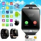 NEW Smart Watch DZ09 With HD Camera SIM & Memory Card Slot f