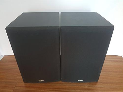 ns a636 bookshelf speakers