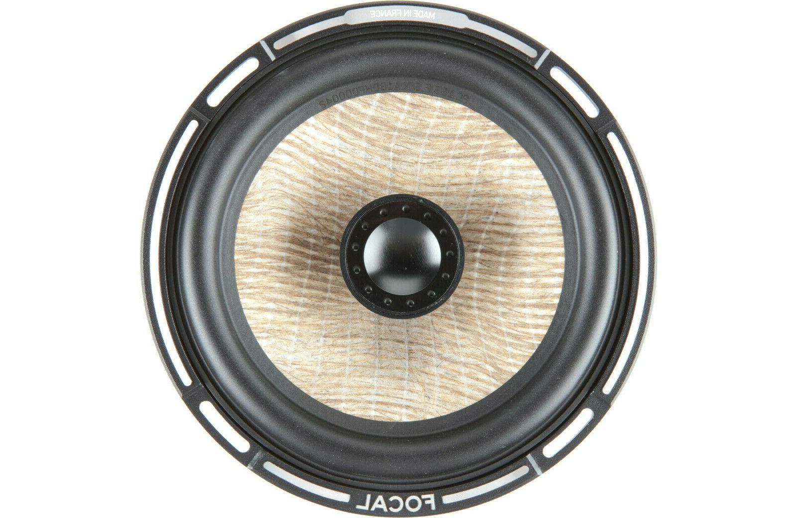 """FOCAL 165F Expert Flax Cone 16.5cm 6.5"""" 2-Way Coaxial"""