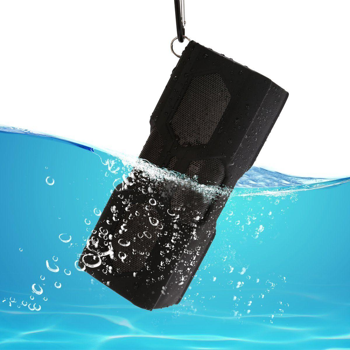 Portable Bluetooth Waterproof Bass Subwoofer