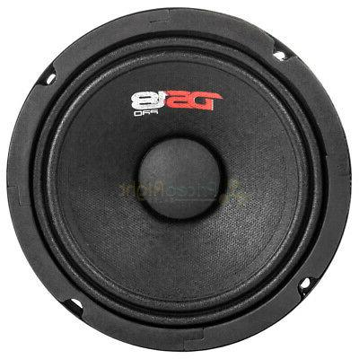 DS18 Midrange Loudspeakers Ohm Audio Speaker 4