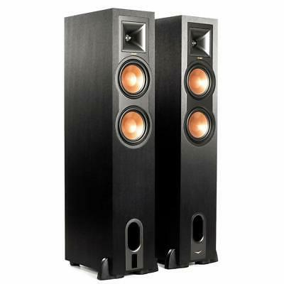 r powered floorstanding home speakers