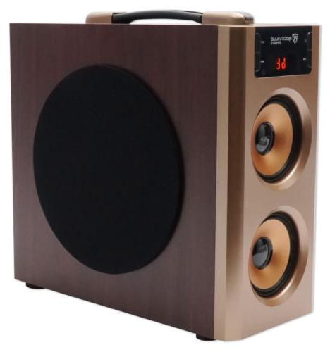 Rockville RHB70 Home Compact Powered w