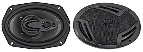 Rockville 4-Way Car Watts/440w CEA Rated