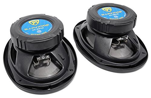 Rockville RV69.4A 4-Way Watts/440w RMS CEA Rated