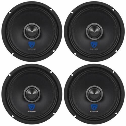 "Rockville RXM68 6.5"" 600w 8 Ohm Mid-Bass Drivers Car Speake"