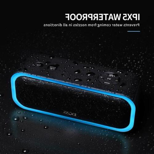 DOSS Wireless Bluetooth V4.2 w/ 20W Stereo