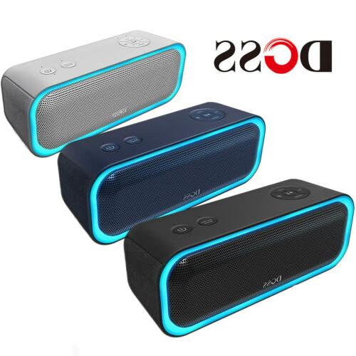 soundbox pro portable wireless bluetooth speaker v4