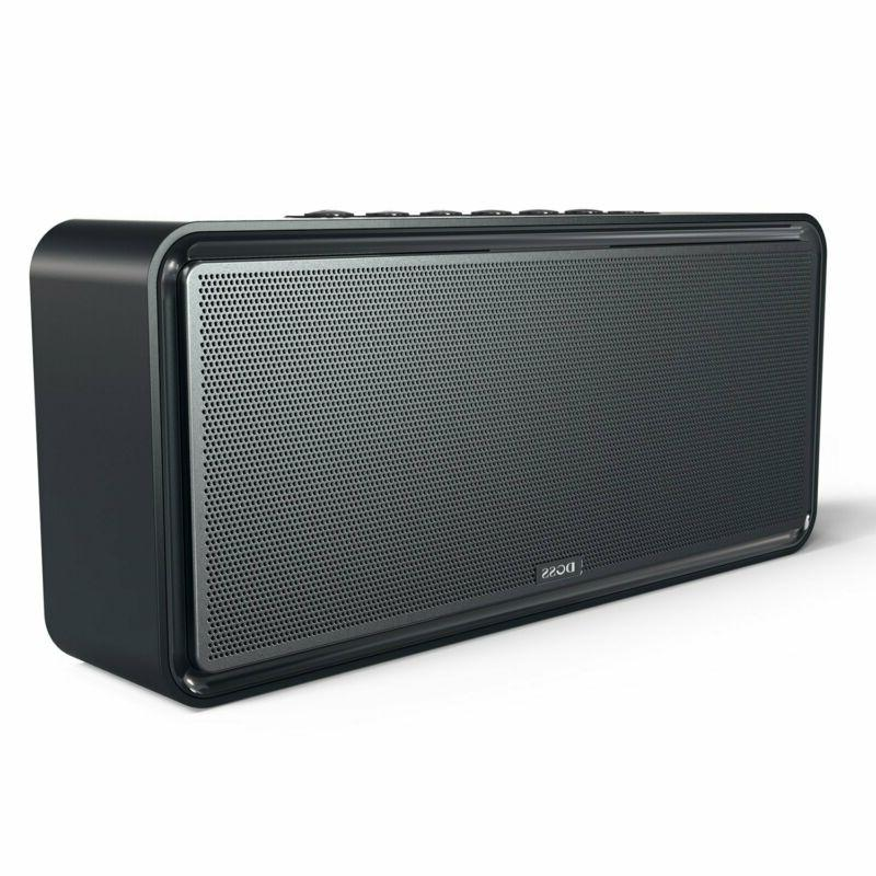 DOSS DS-1685 Sound Box XL 32W Bluetooth Speakers, Louder Vol