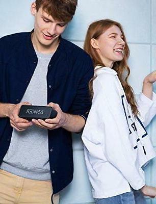 Anker Speaker with Stereo Sound,