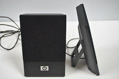 HP Thin USB Powered Flat Computer/Laptop Speakers - Model H-