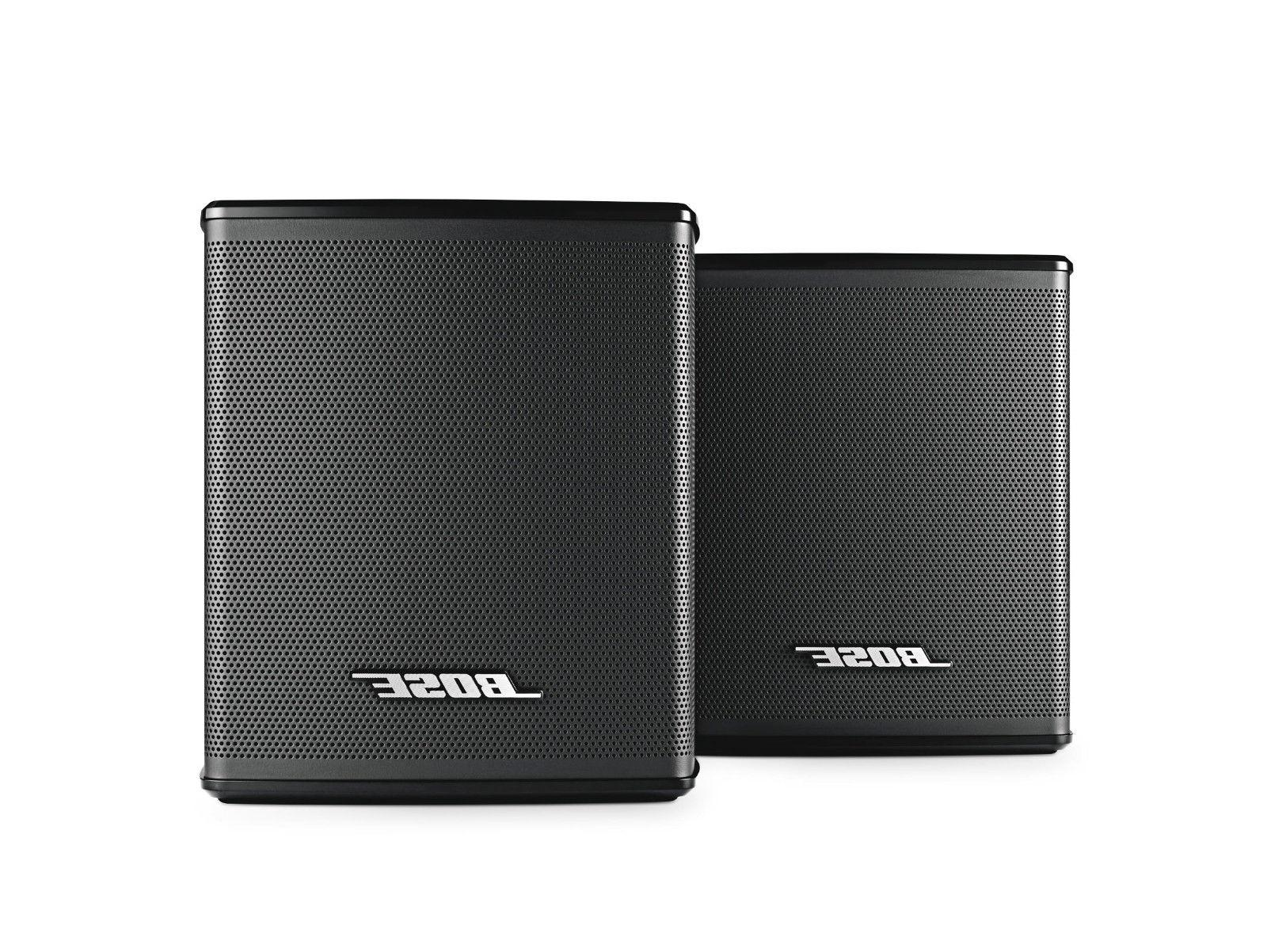 Bose Virtually Invisible 300 Wireless Surround Speakers For
