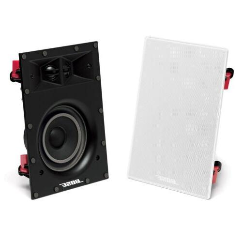 virtually invisible wall speakers