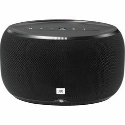 JBL Link 300 Portable Voice-Activated Speaker System - Black