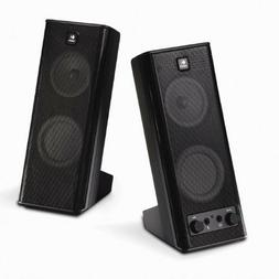 Logitech X-140 Computer Speakers 2.0 System for PC, CD and M