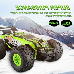 RC Cars 1:18 Scale 2.4GHz Off Road Remote Control High Speed