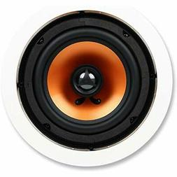 Micca M-6C 6.5 Inch 2-Way In-Ceiling In-Wall Speaker With Pi