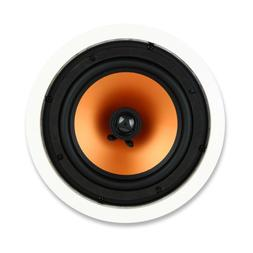 Micca M-8C 8 Inch 2-Way In-Ceiling In-Wall Speaker,Pivoting