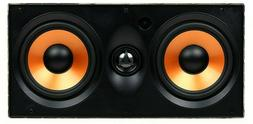 Micca M-CS Center Channel In-Wall Speaker with Dual 5.25 Inc