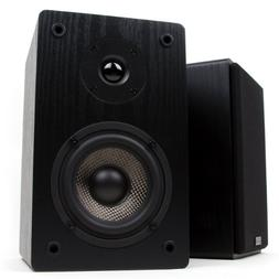 Micca MB42 Bookshelf Speakers with 4-Inch Woofer