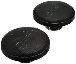 "Lanzar Upgraded Standard 6.5"" 3 Way Triaxial Speakers - Full"